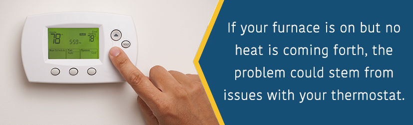 Furnace Not Blowing Air: Troubleshooting Furnace Issues