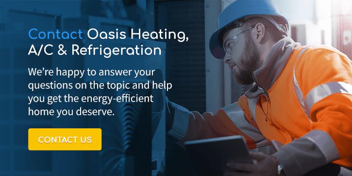 Contact Oasis HVAC