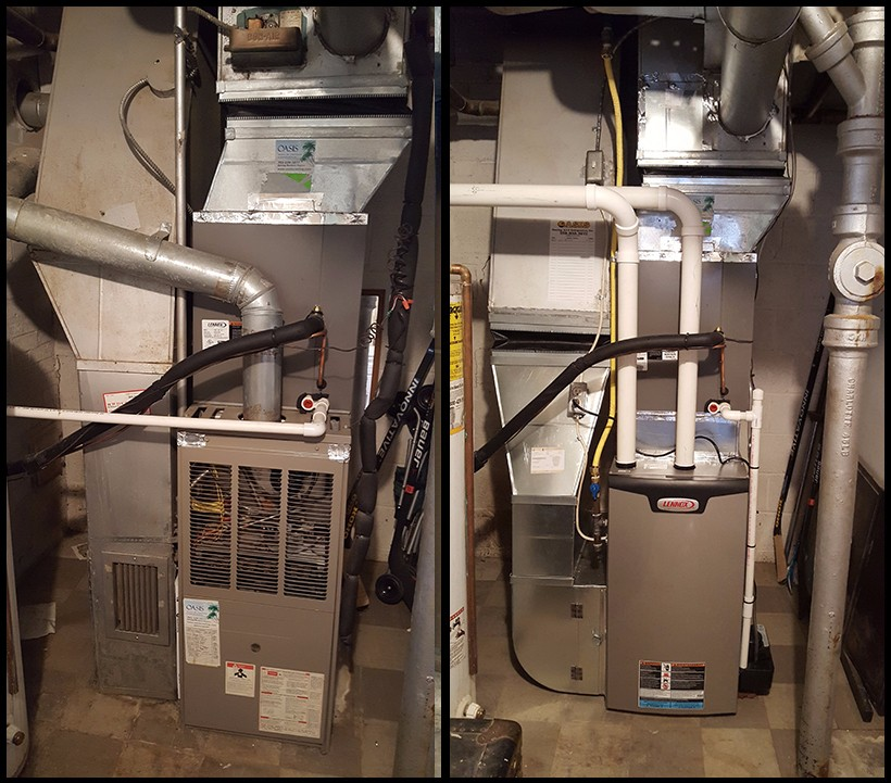 Oasis HVAC System Replacement