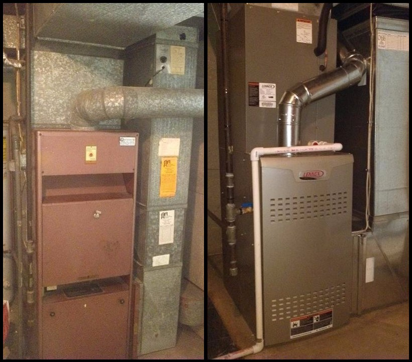 Heating & Air Conditioning System Replacement