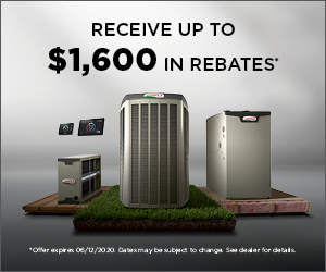 Recieve up to $1,600 in rebates