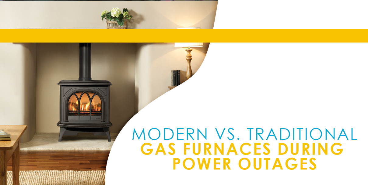 Modern vs Traditional Gas Furnace