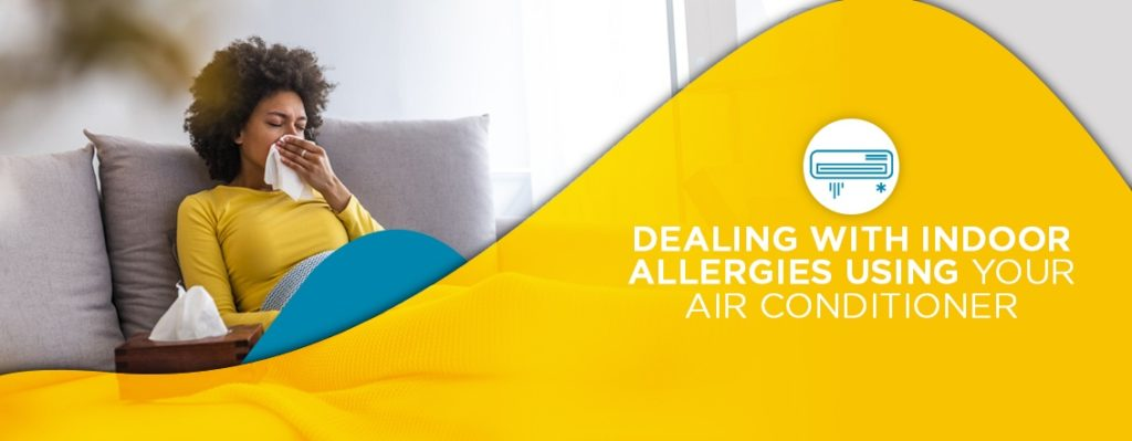 Allergy Relief with Air Conditioning